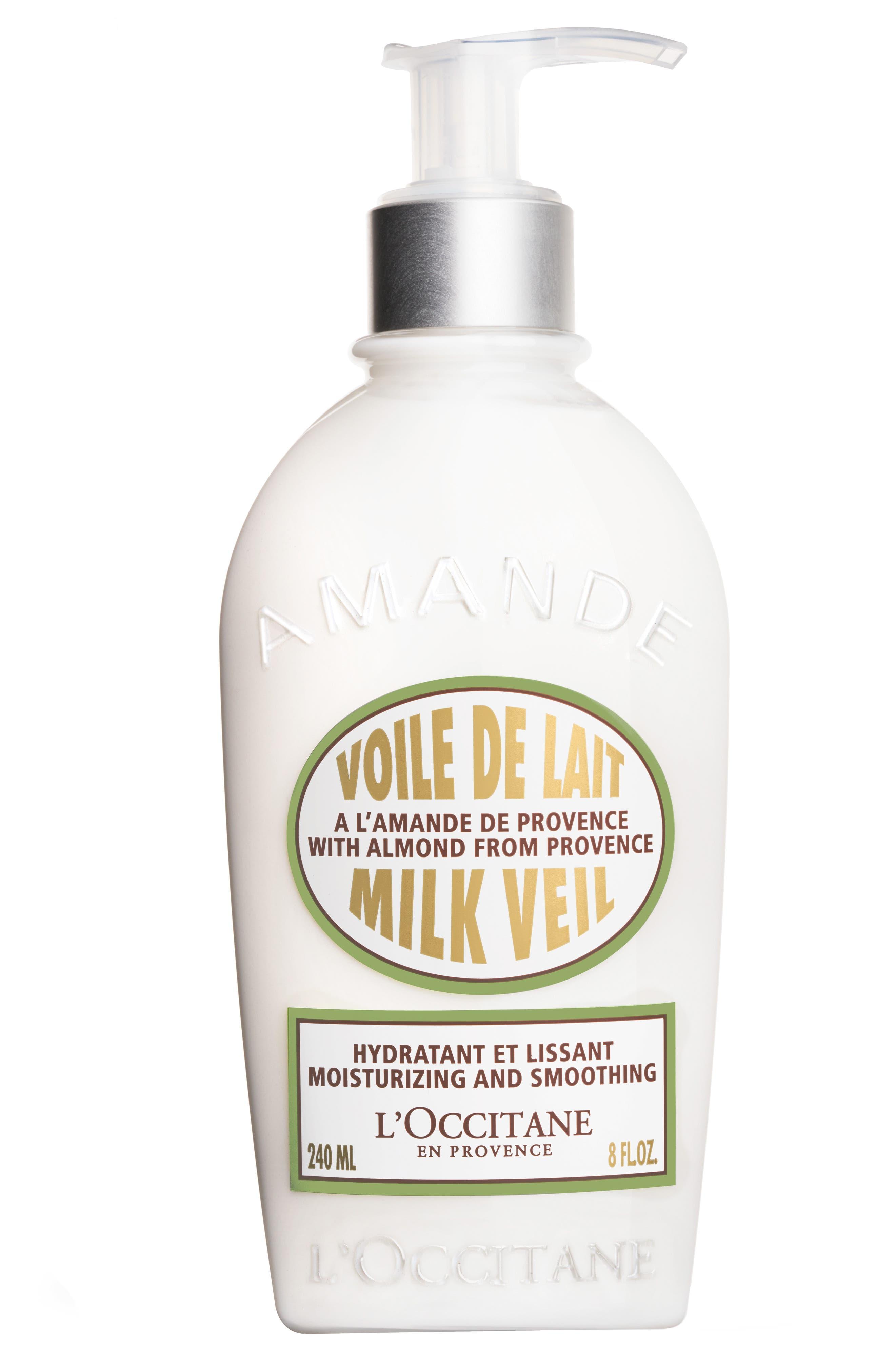 Almond Milk Veil Body Milk