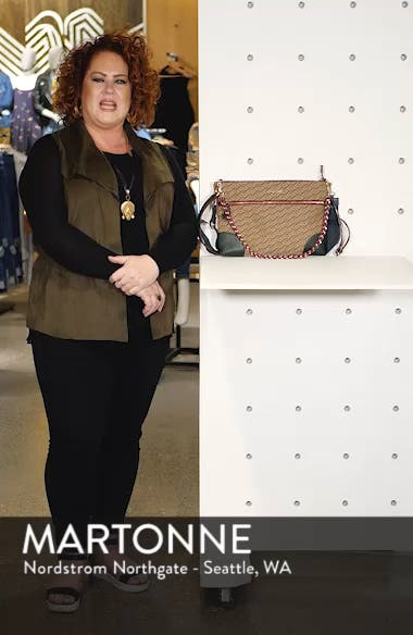 Crosby Medium Crossbody Bag, sales video thumbnail