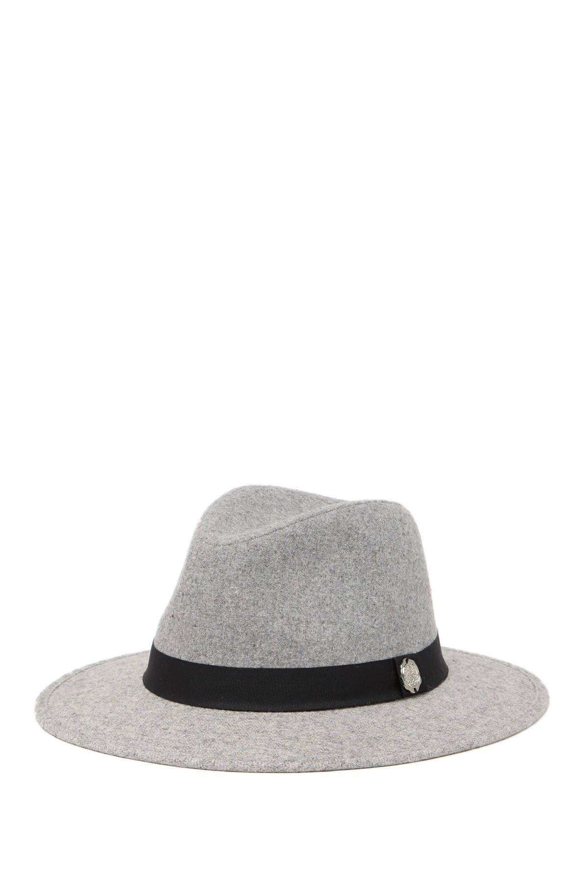 Image of Vince Camuto Cut & Sew Fedora