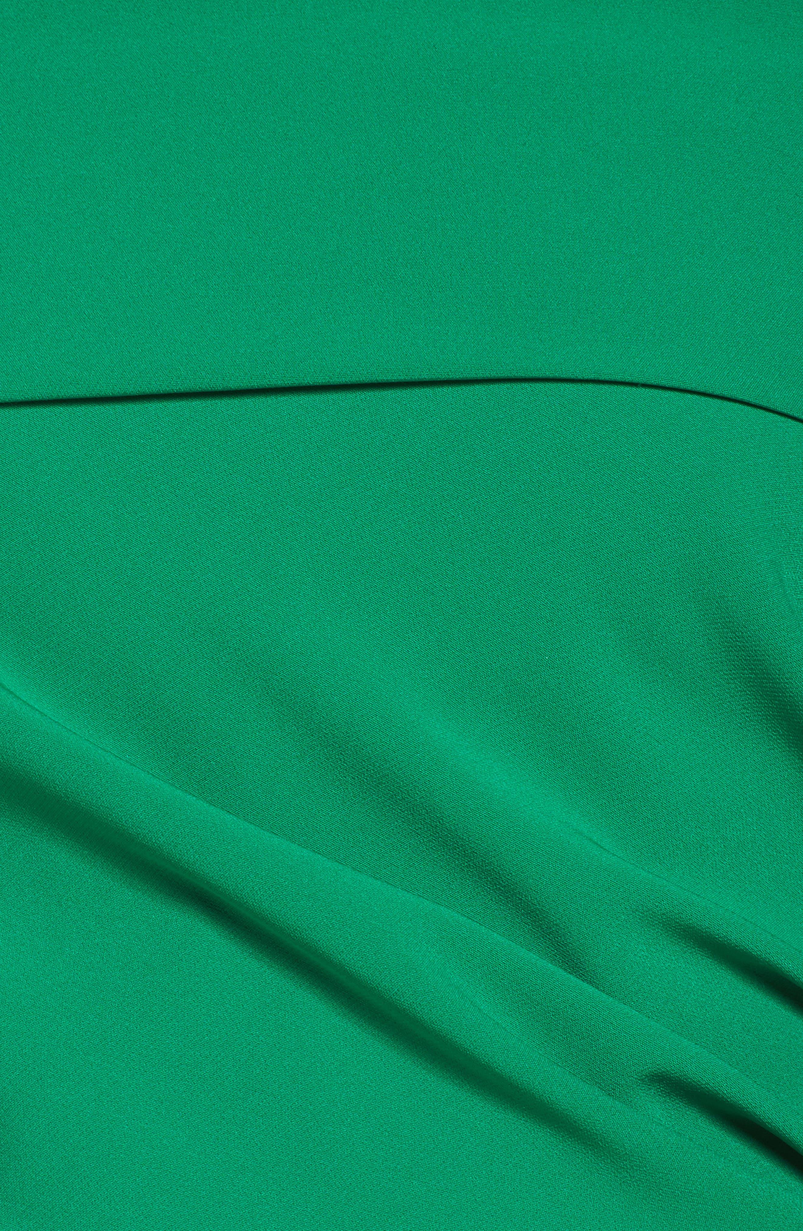 ,                             Off the Shoulder Crepe Gown,                             Alternate thumbnail 20, color,                             310