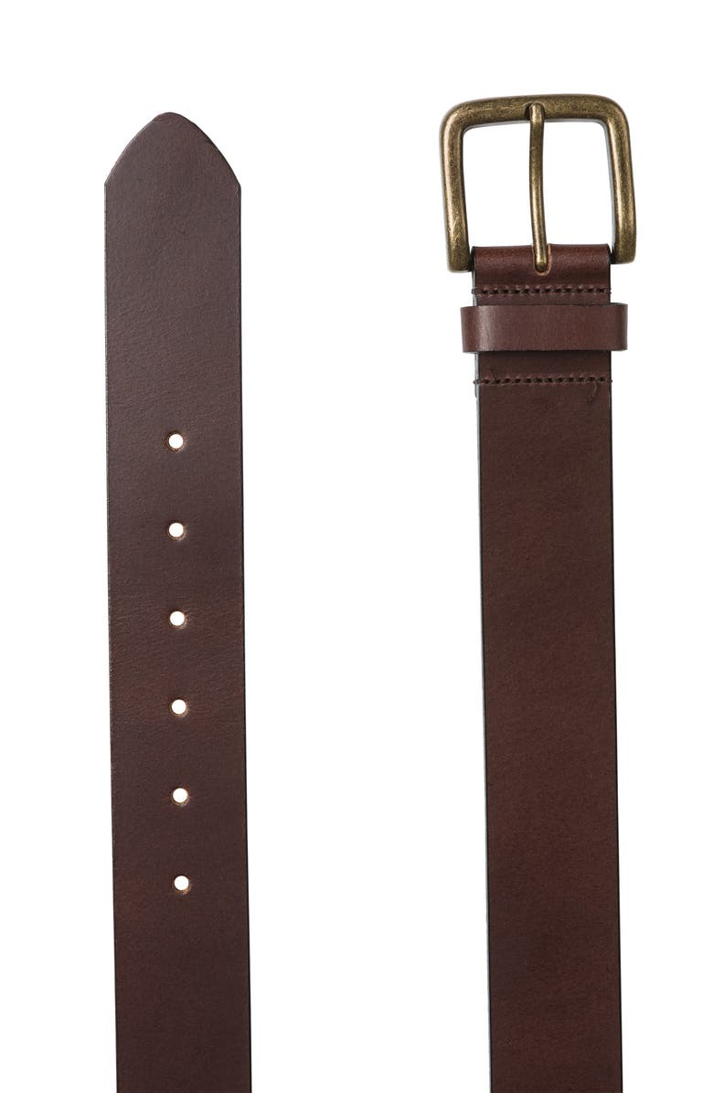 RODD & GUNN Francis St. Leather Belt, Main, color, 216
