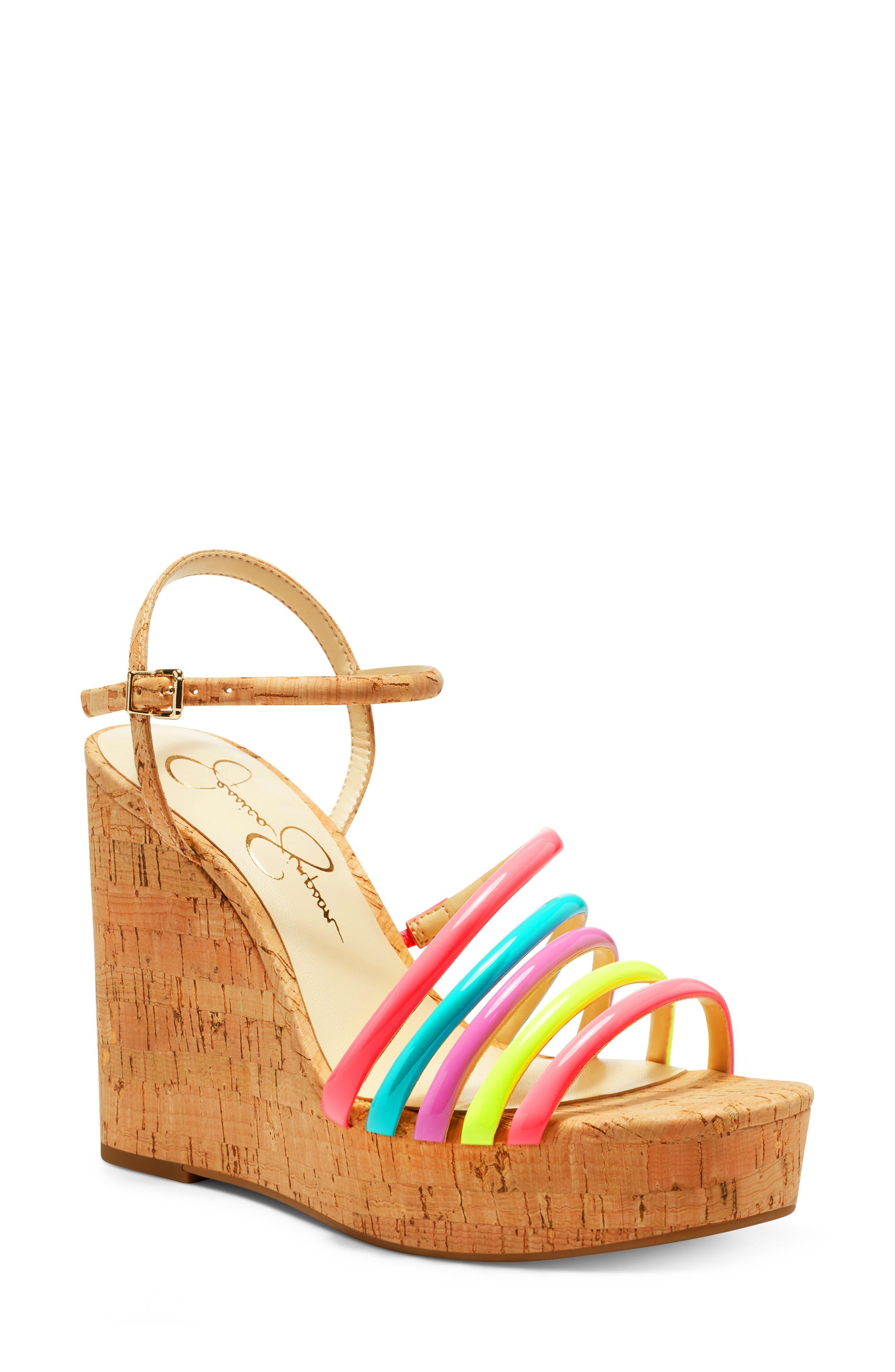 Sierah Platform Sandal
