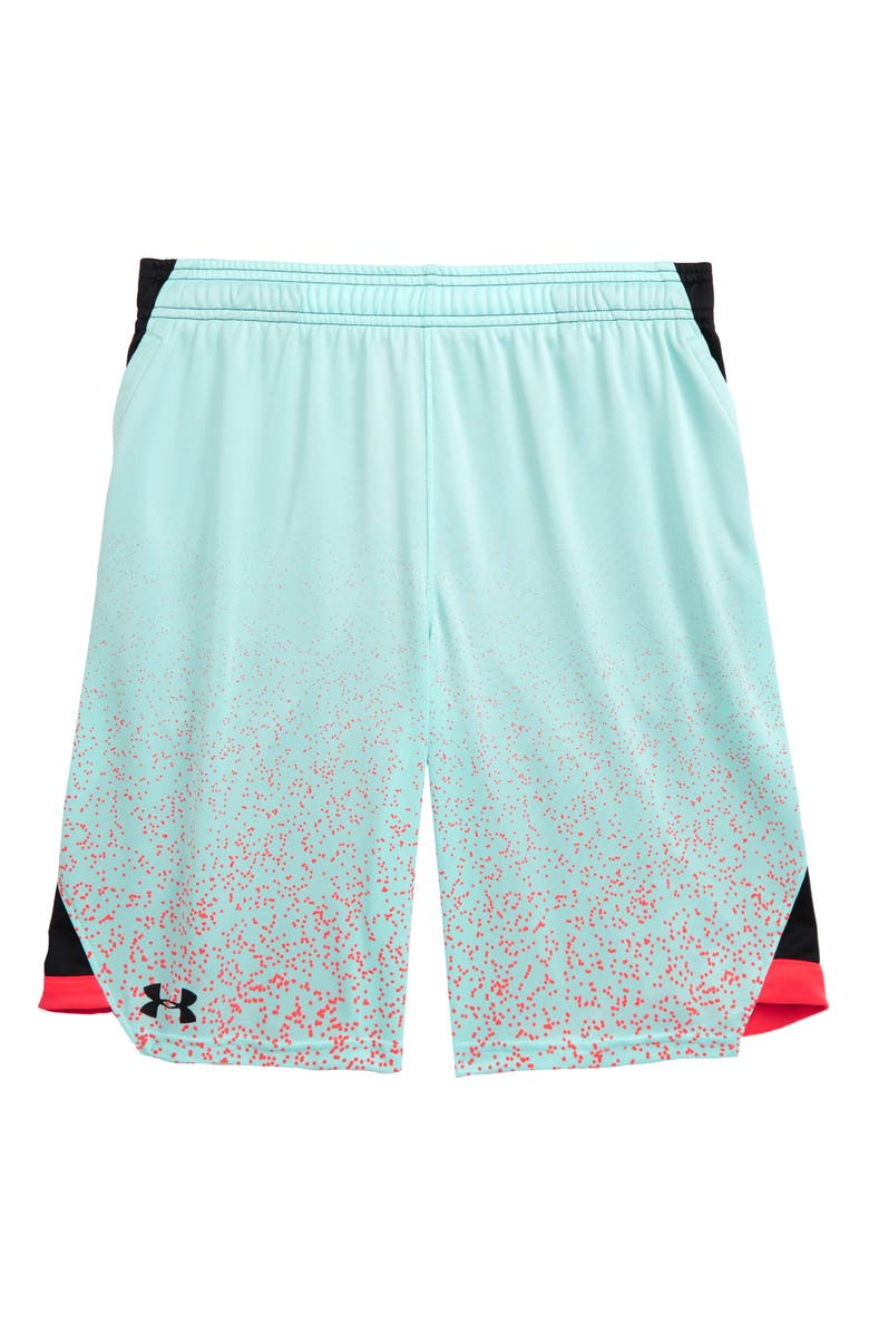 UNDER ARMOUR SC30 Athletic Shorts, Main, color, 441