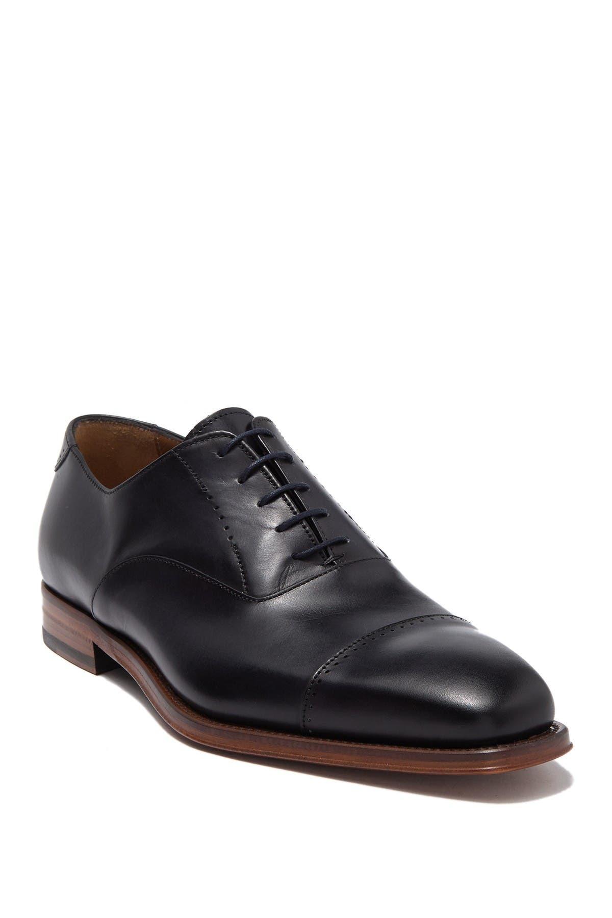 Image of Antonio Maurizi Leather Cap Toe Oxford