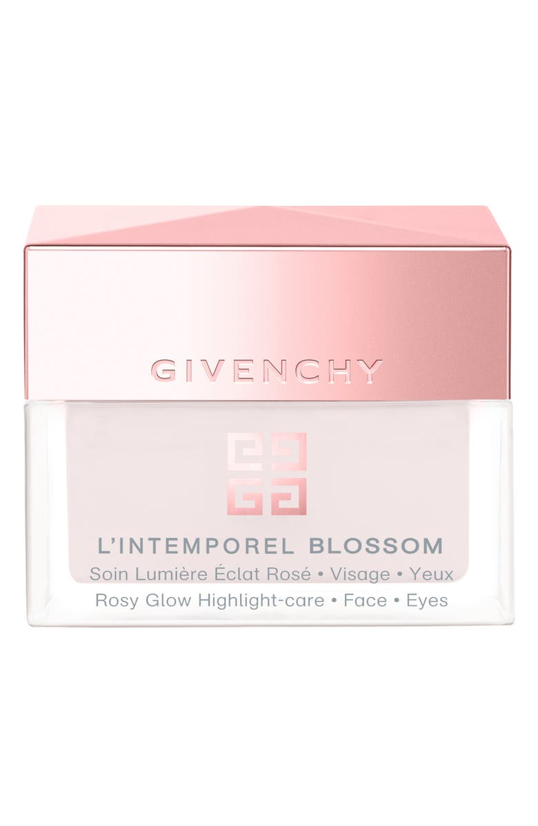 GIVENCHY L'Intemporal Blossom Rosy-Glow Highlight Care for Face & Eyes, Main, color, NO COLOR