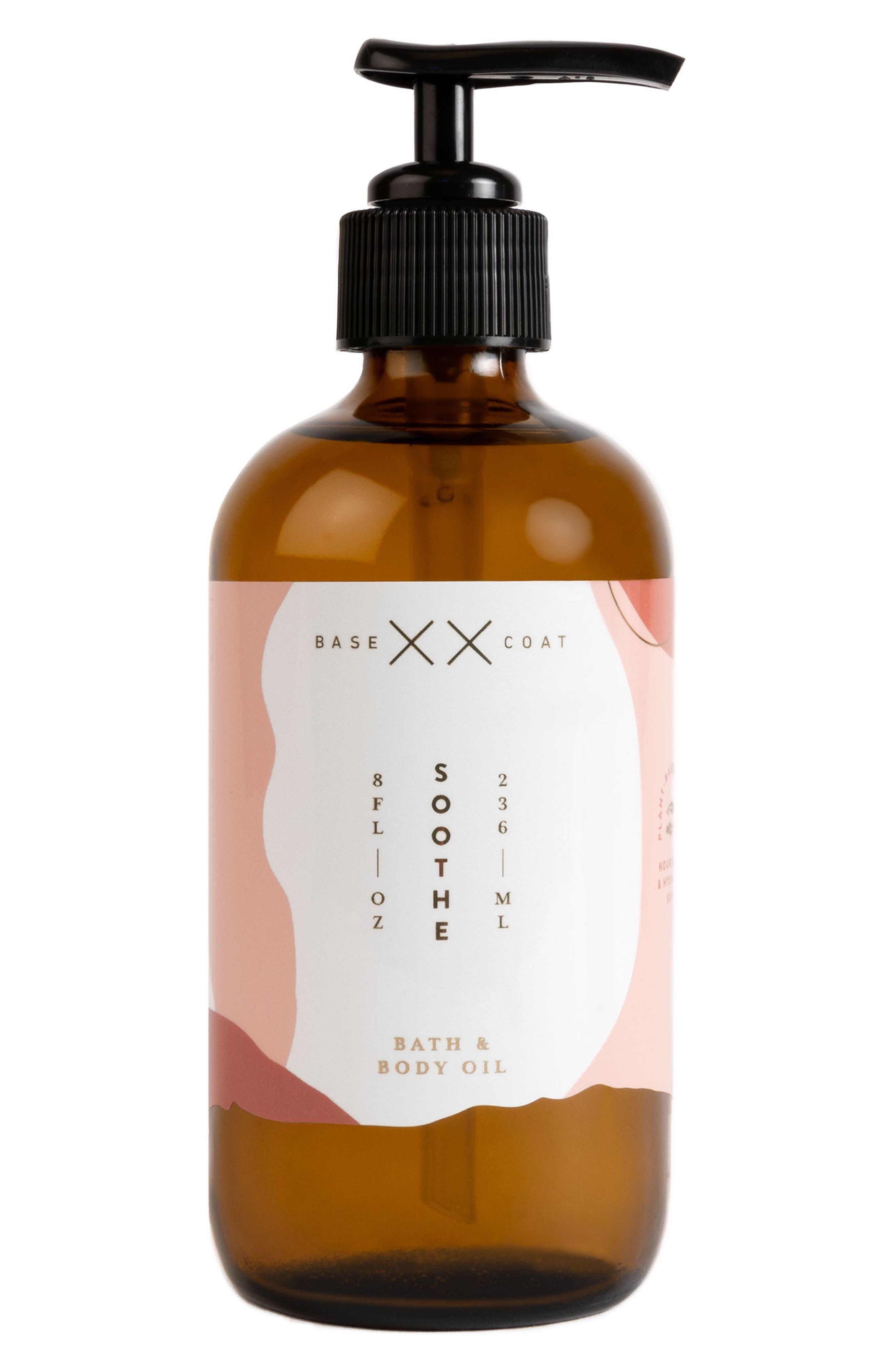 Bath & Body Oil