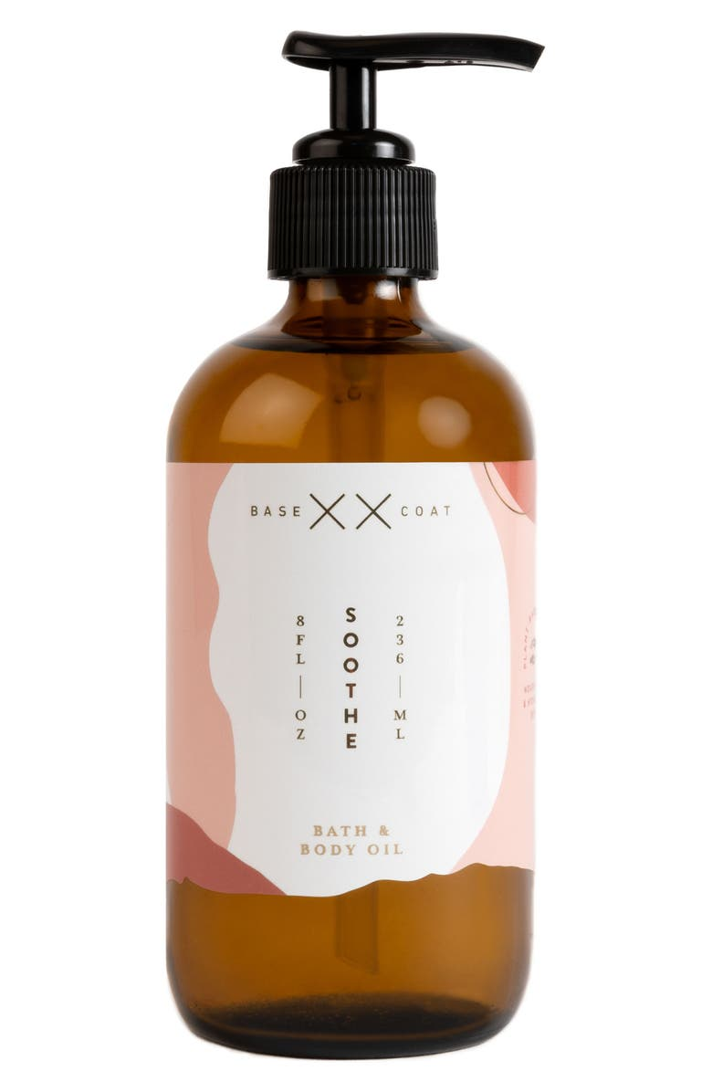 BASE COAT Bath & Body Oil, Main, color, NO COLOR