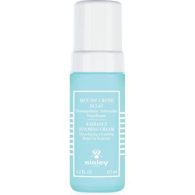 Sisley Paris Radiance Foaming Cream Cleansing Makeup Remover