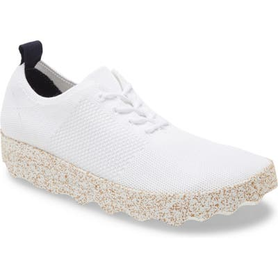 Asportuguesas By Fly London Code Platform Sneaker - White