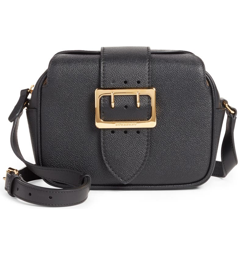 d689093b7c7 Burberry Small Buckle Leather Crossbody Bag | Nordstrom