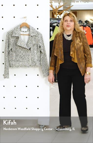 Jordan Marled Tweed Jacket, sales video thumbnail