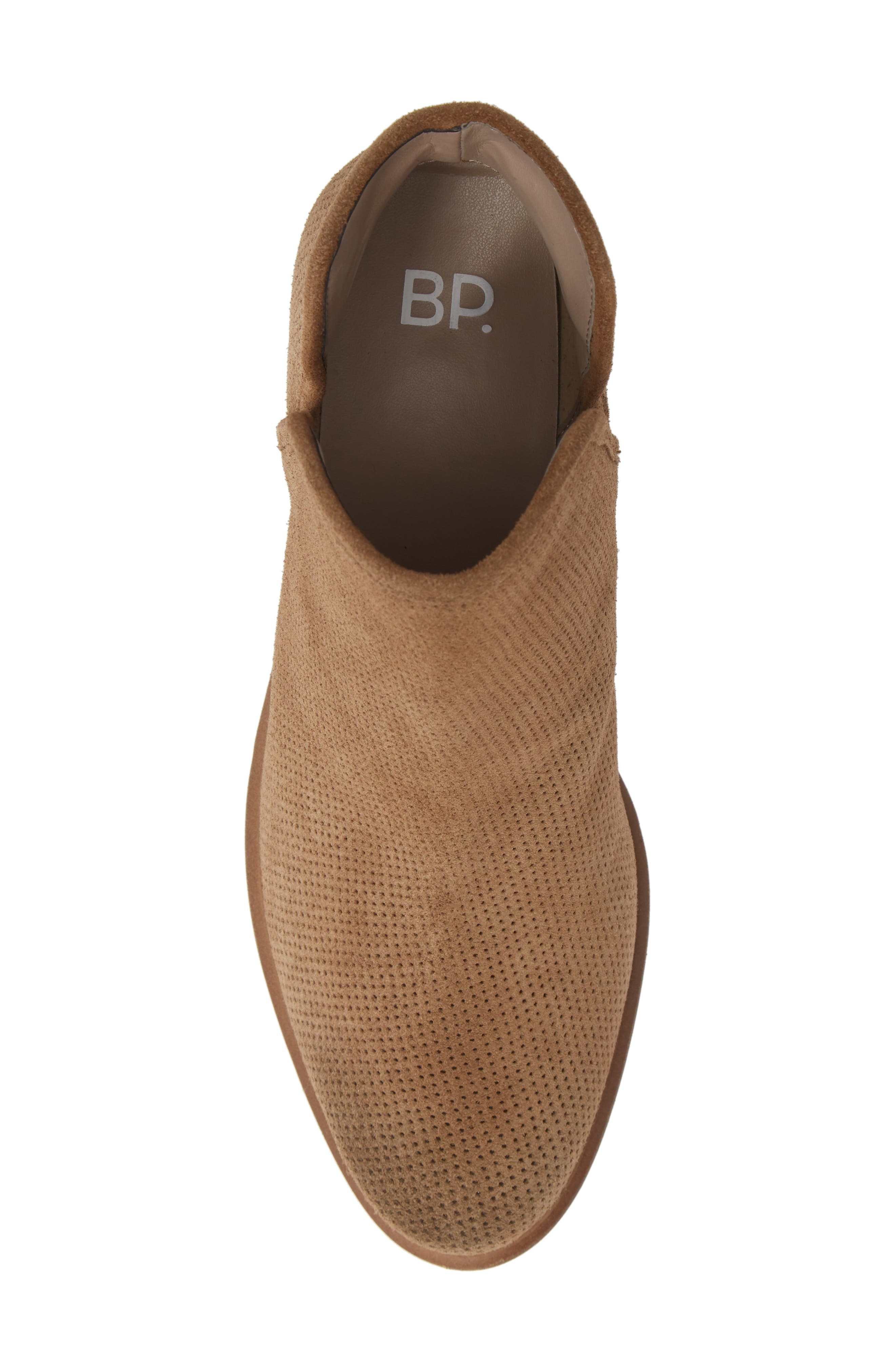 ,                             BP Barris Block Heel Bootie,                             Alternate thumbnail 29, color,                             204