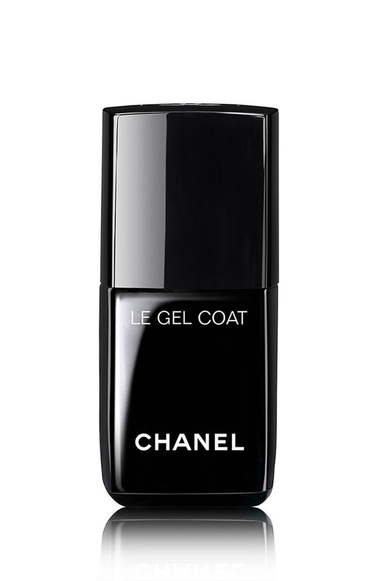 CHANEL LE GEL COAT <br />Longwear Top Coat, Main, color, NO COLOR