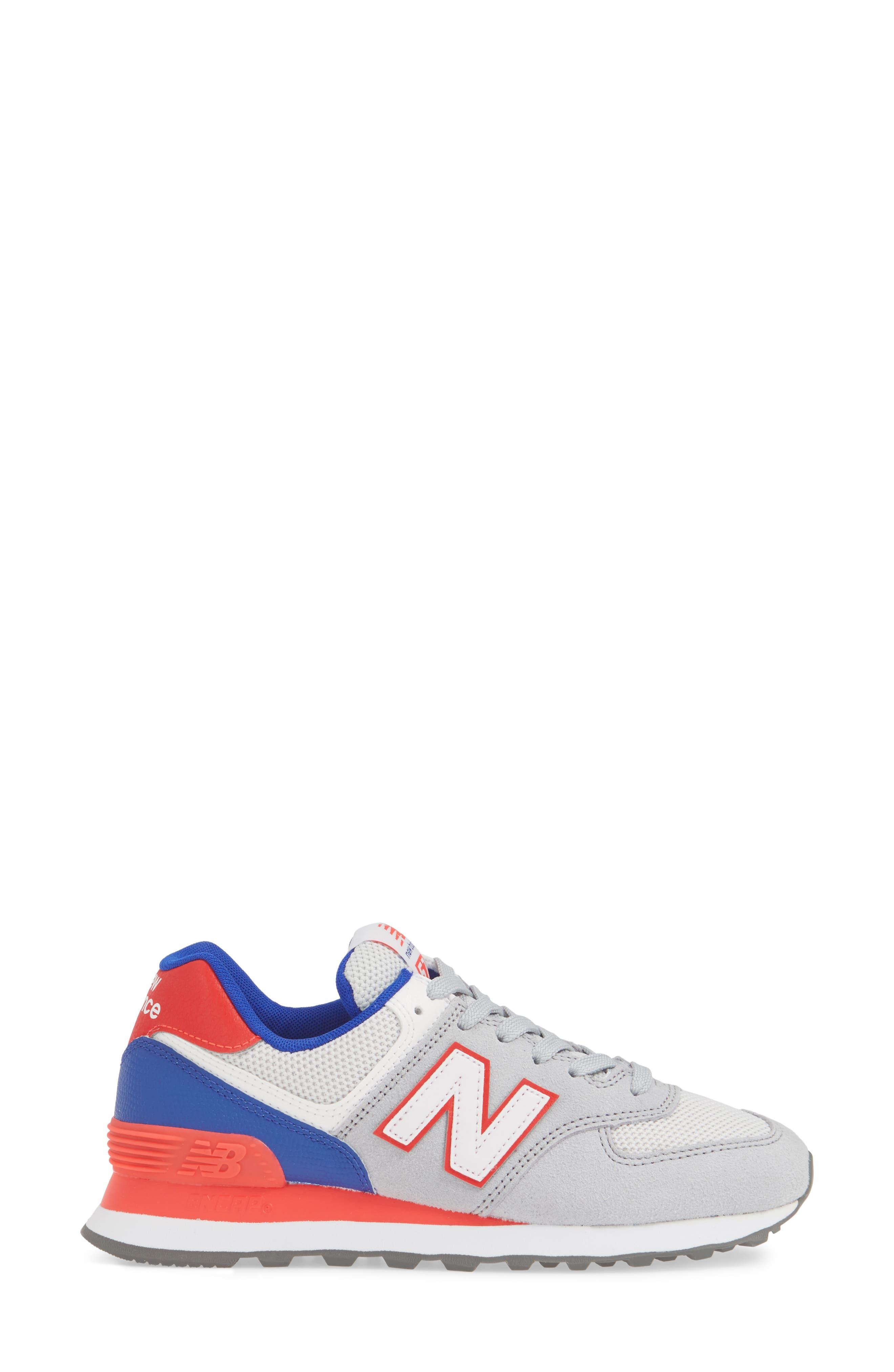,                             '574' Sneaker,                             Alternate thumbnail 3, color,                             RAIN CLOUD