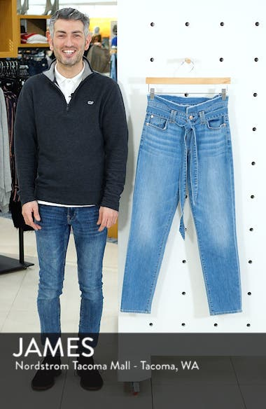 Paperbag Waist Jeans, sales video thumbnail