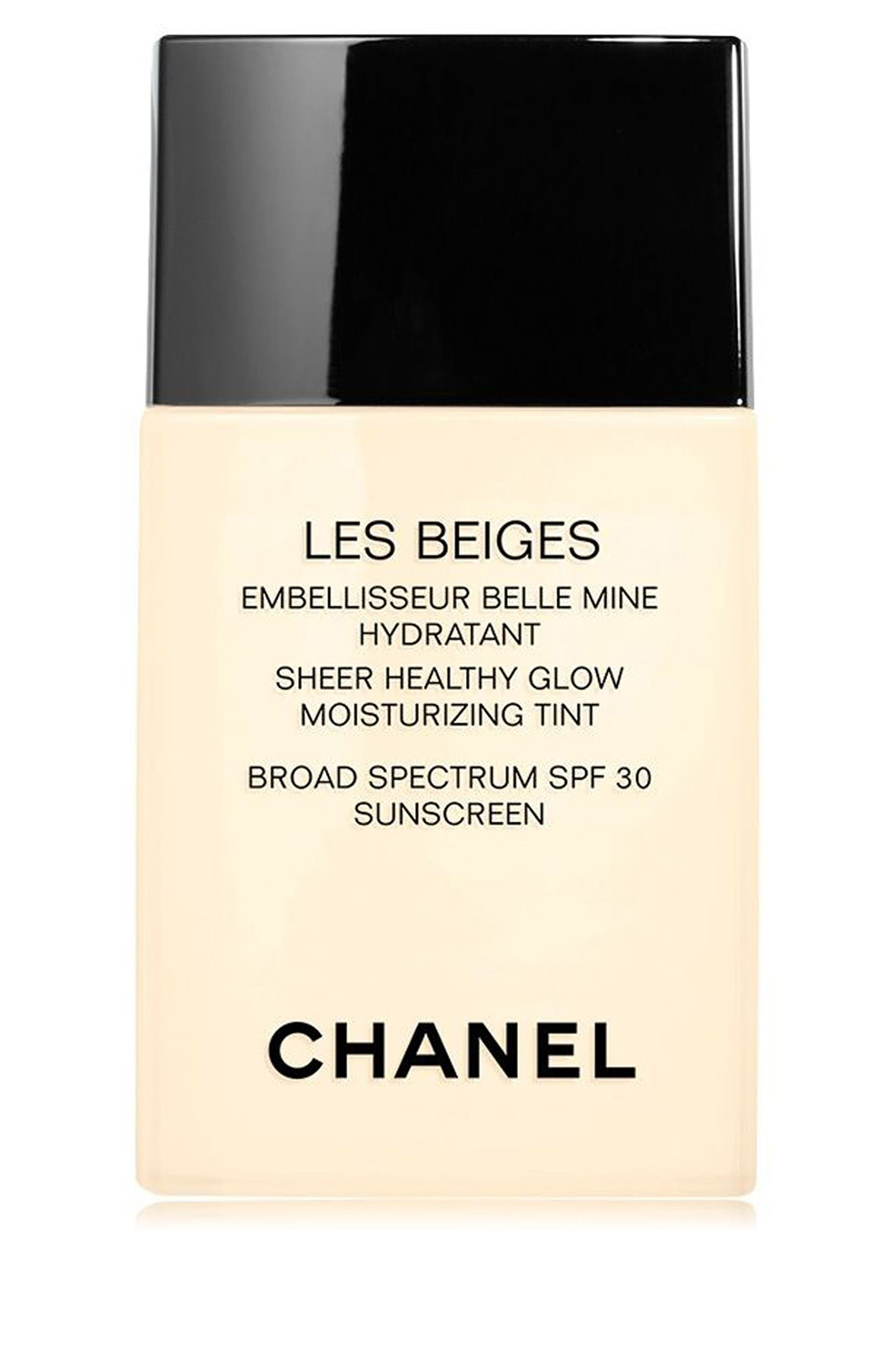 LES BEIGES SHEER HEALTHY GLOW Moisturizing Tint Broad Spectrum SPF 30
