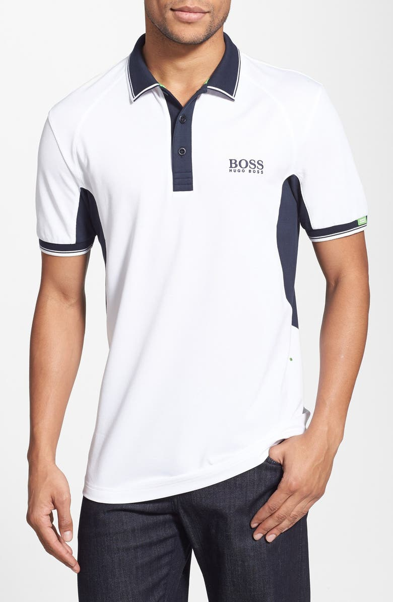 dcc7a9206 BOSS Green  Paddy - Martin Kaymer Collection  Moisture Wicking ...