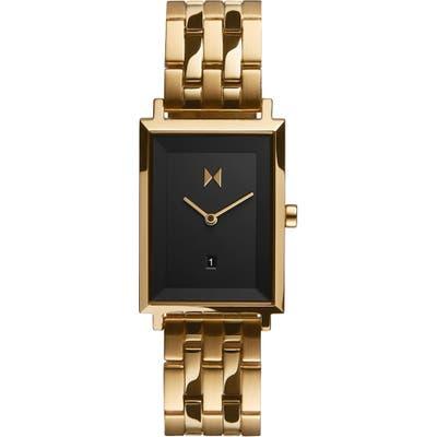 Mvmt Signature Square Bracelet Watch, 2m