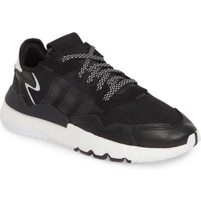 Adidas Nite Jogger Sneaker- Black