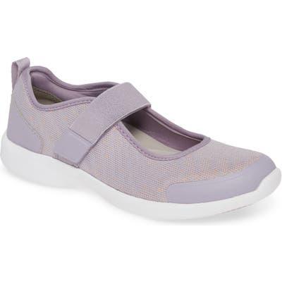 Vionic Jessica Mary Jane Sneaker, Purple
