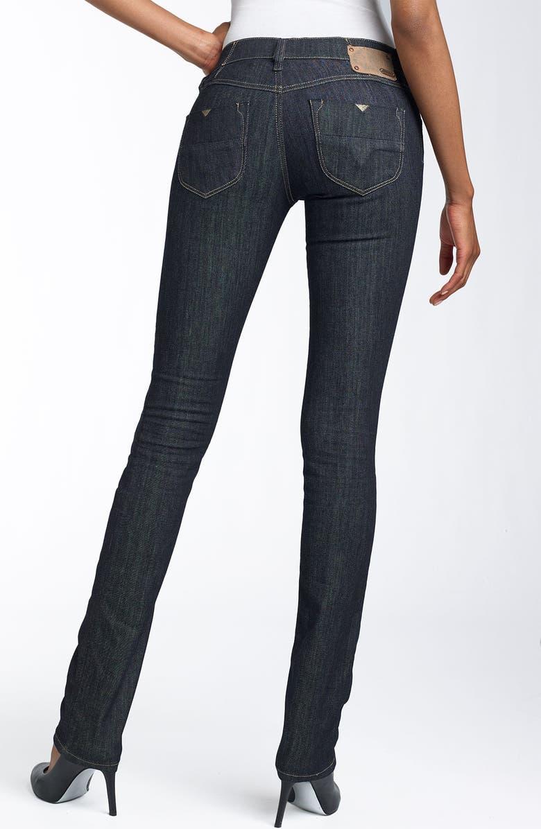 6ba2db65b6 DIESEL® 'Livy' Super Skinny Stretch Jeans (Dark Blue Wash) | Nordstrom