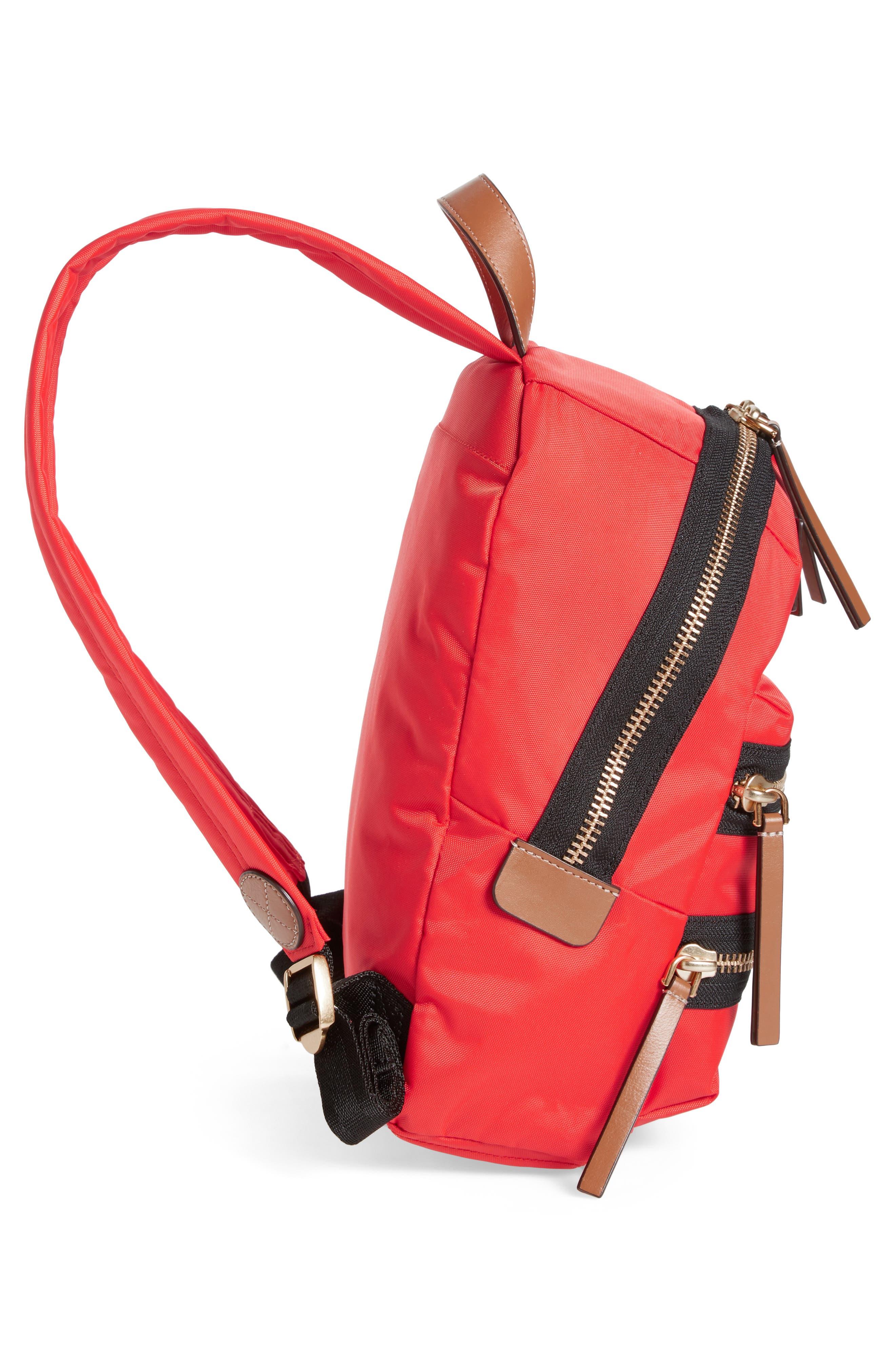 ,                             'Mini Biker' Nylon Backpack,                             Alternate thumbnail 24, color,                             600