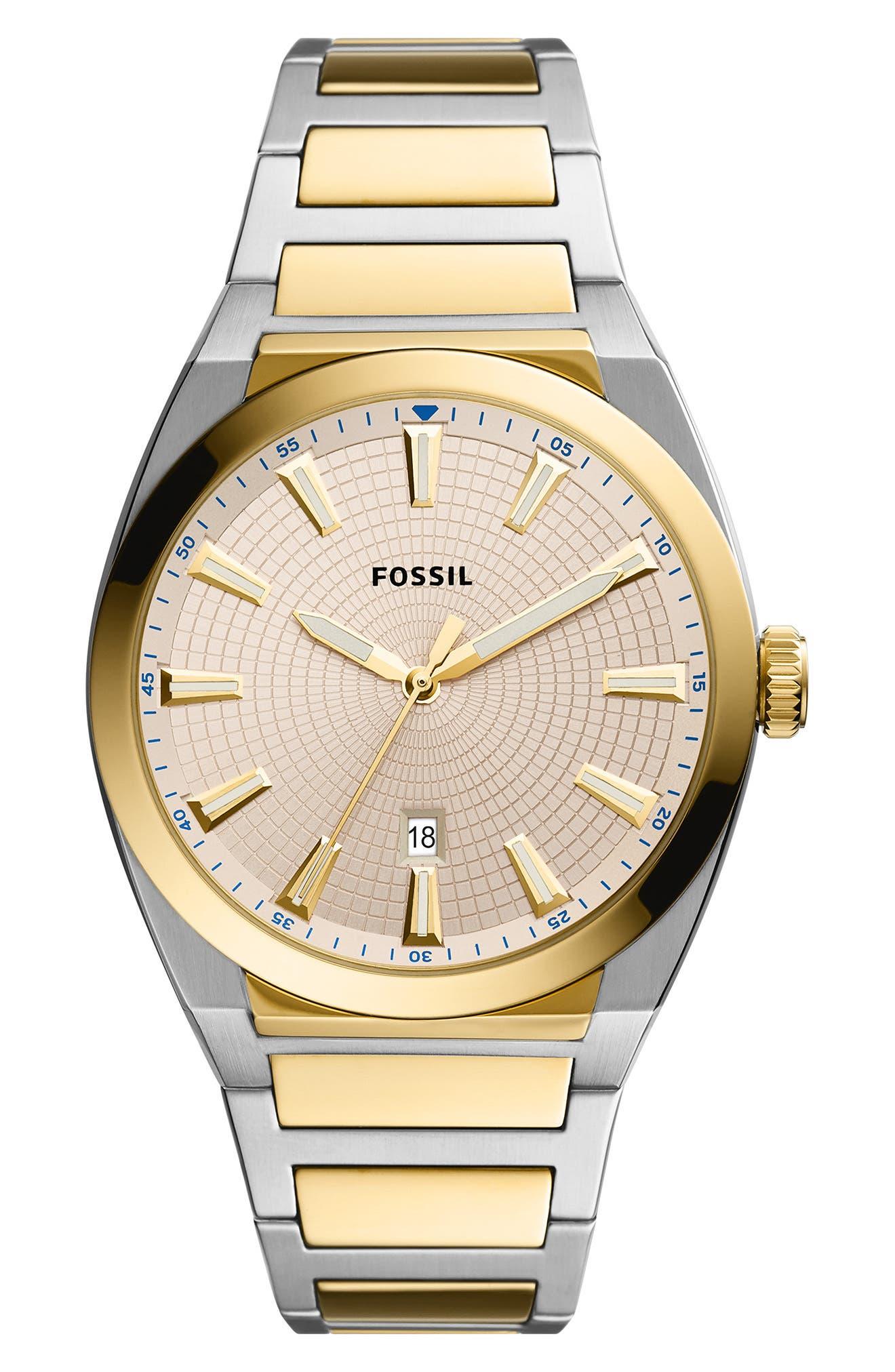 Everett Bracelet Watch
