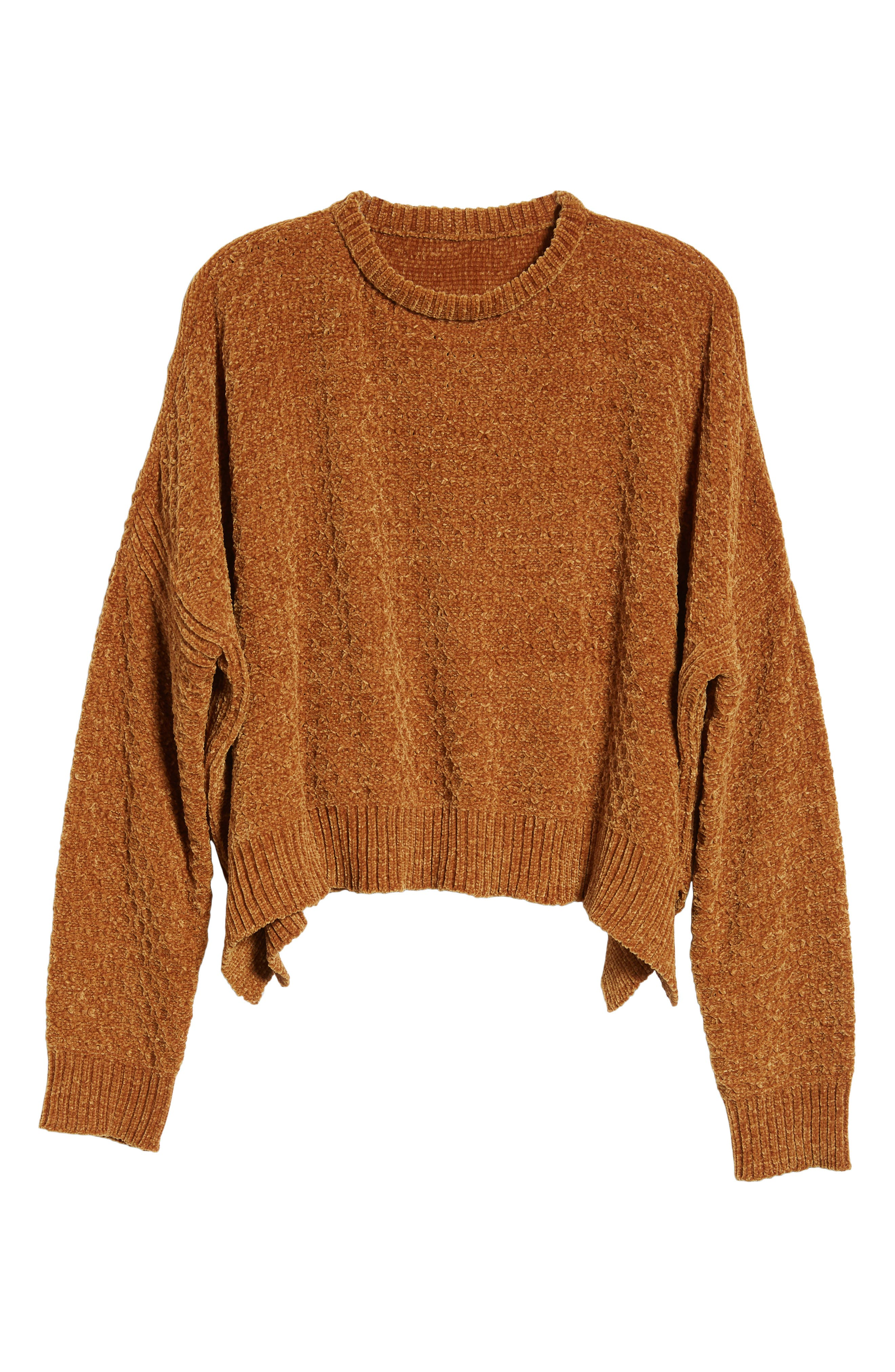 ,                             Chenille Sweater,                             Alternate thumbnail 13, color,                             701