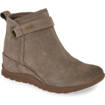 Bionica Ocala Waterproof Bootie- Grey