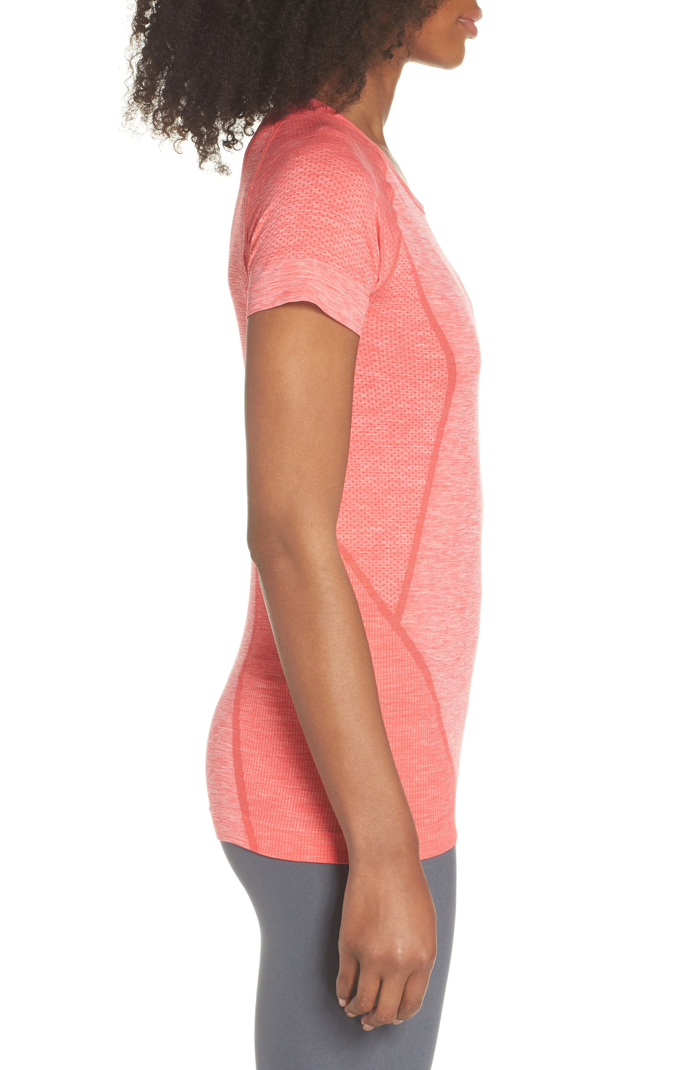 ,                             Stand Out Seamless Training Tee,                             Alternate thumbnail 40, color,                             611