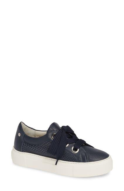 Image of AGL Perforated Platform Sneaker