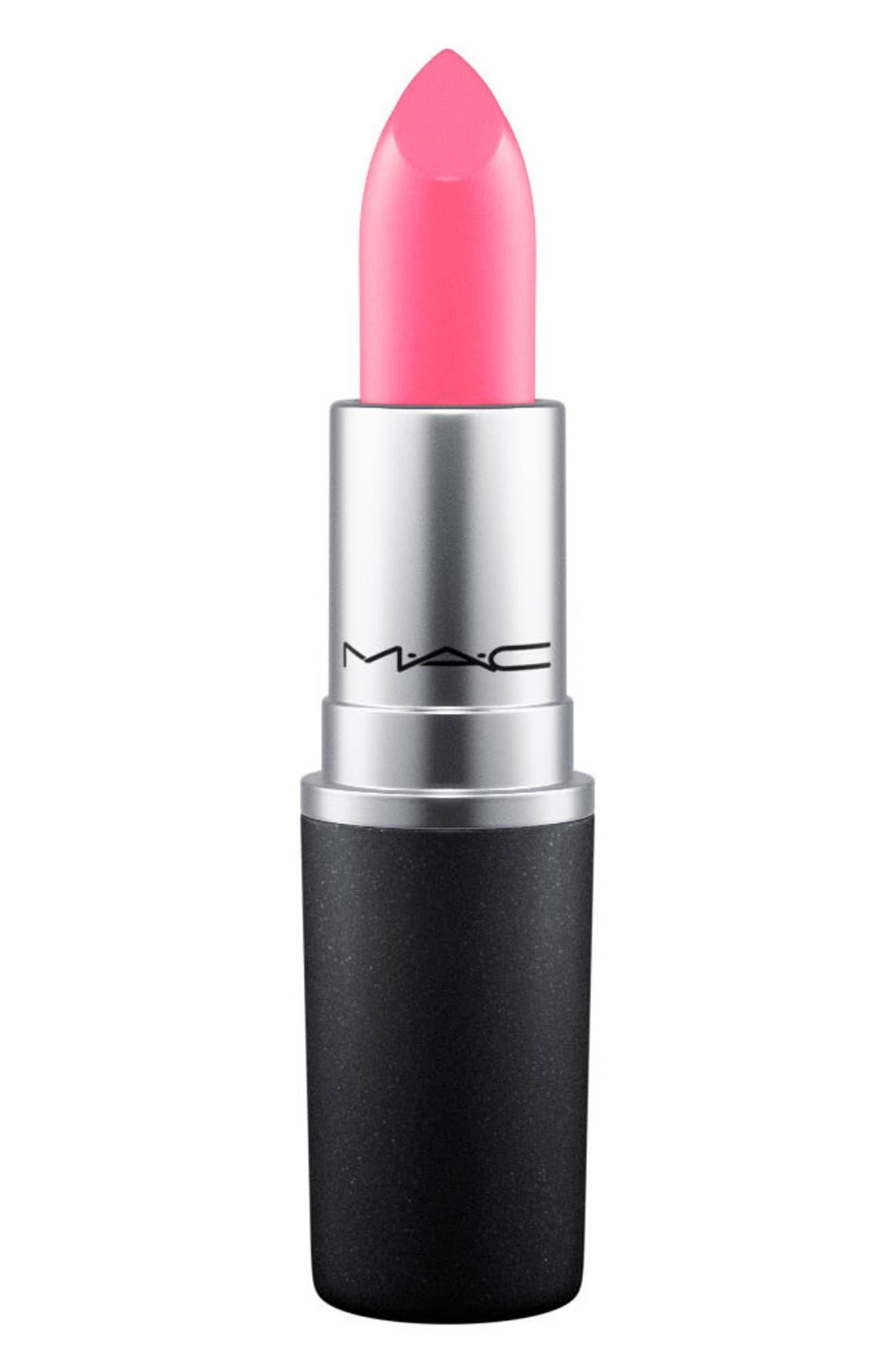 ,                             MAC Strip Down Nude Lipstick,                             Main thumbnail 810, color,                             745