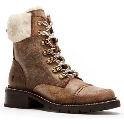 Frye Samantha Hiker Boot, Brown