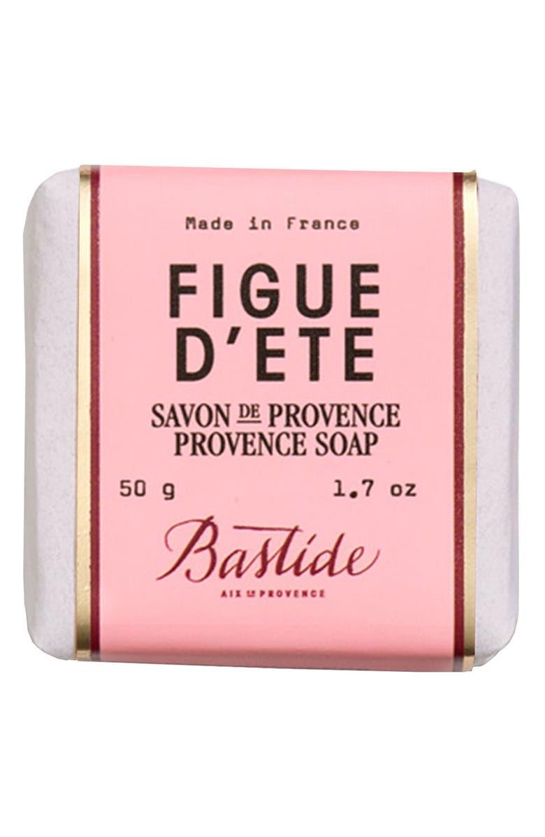 BASTIDE Artisanal Provence Soap, Main, color, FIGUE DETE