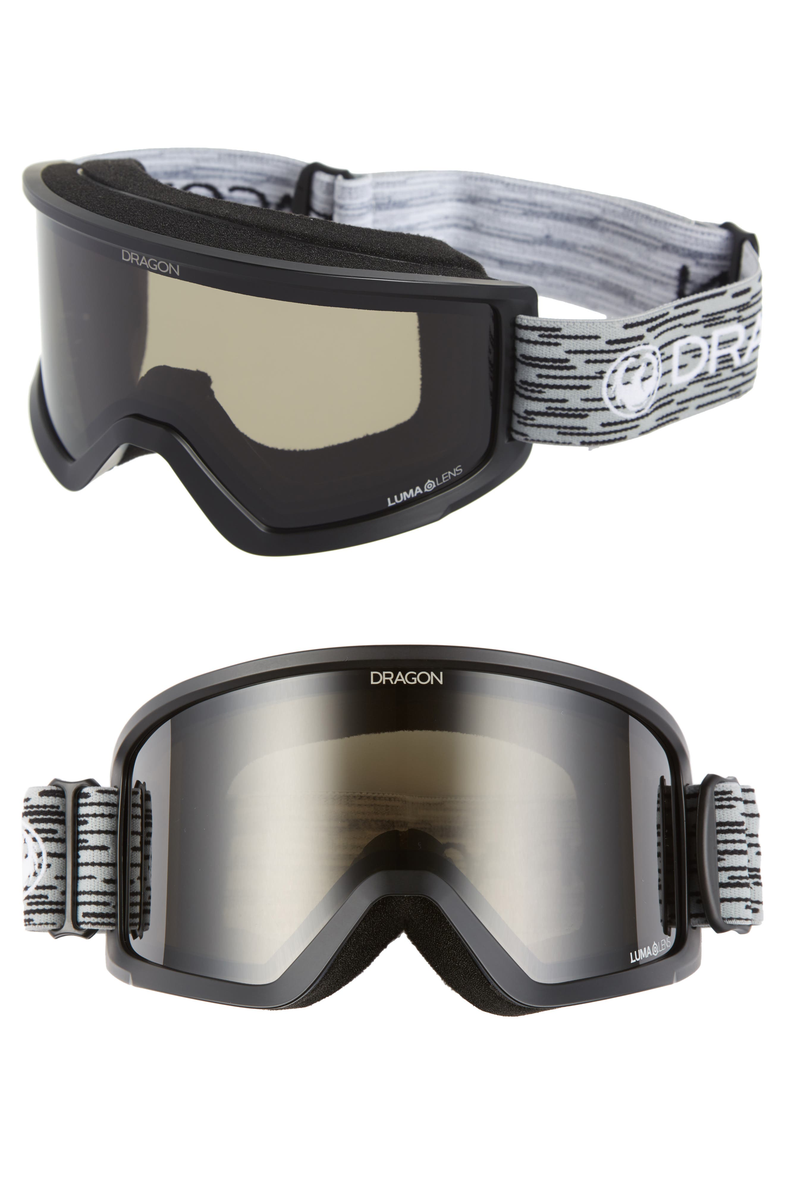Dx3 Otg Snow Goggles With Base Lenses
