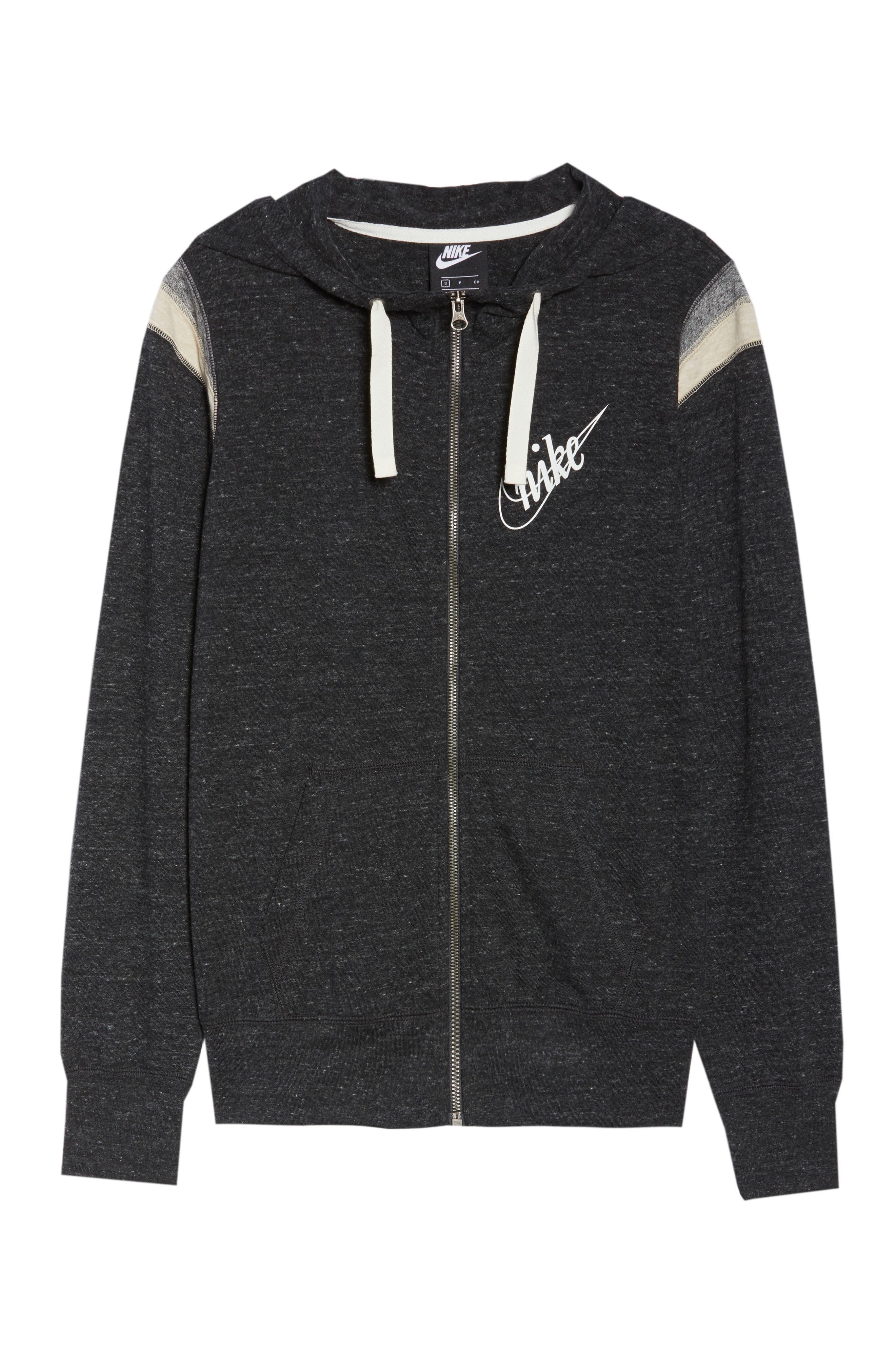 ,                             Sportswear Gym Vintage Zip Hoodie,                             Alternate thumbnail 20, color,                             010