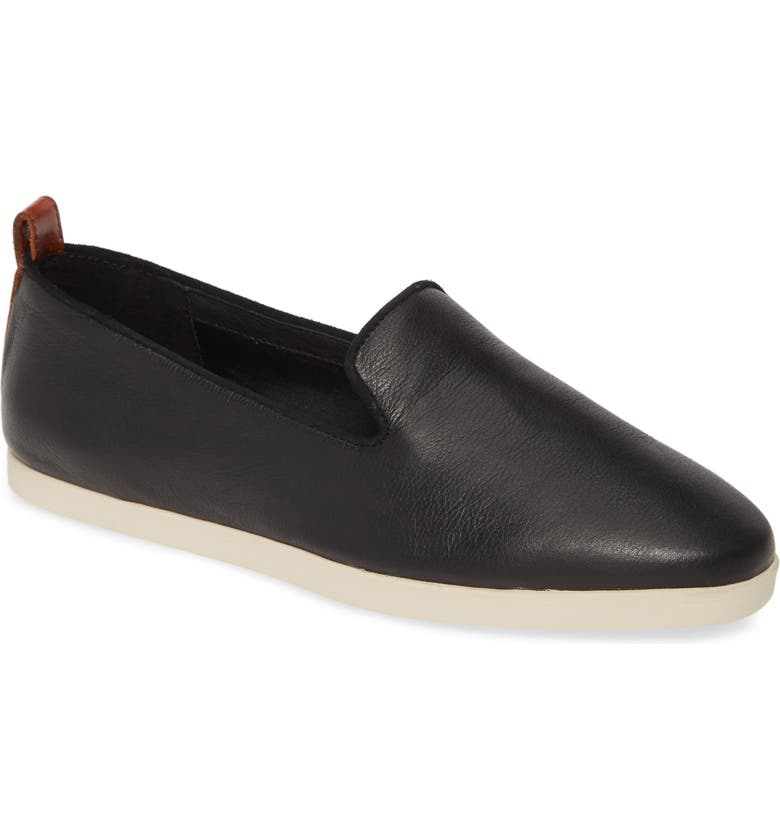 LOUISE ET CIE Brenice Slip-On Sneaker, Main, color, BLACK MULTI LEATHER