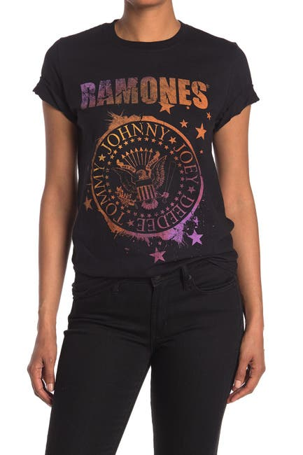 Image of MERCH TRAFFIC Ramones Graphic T-Shirt