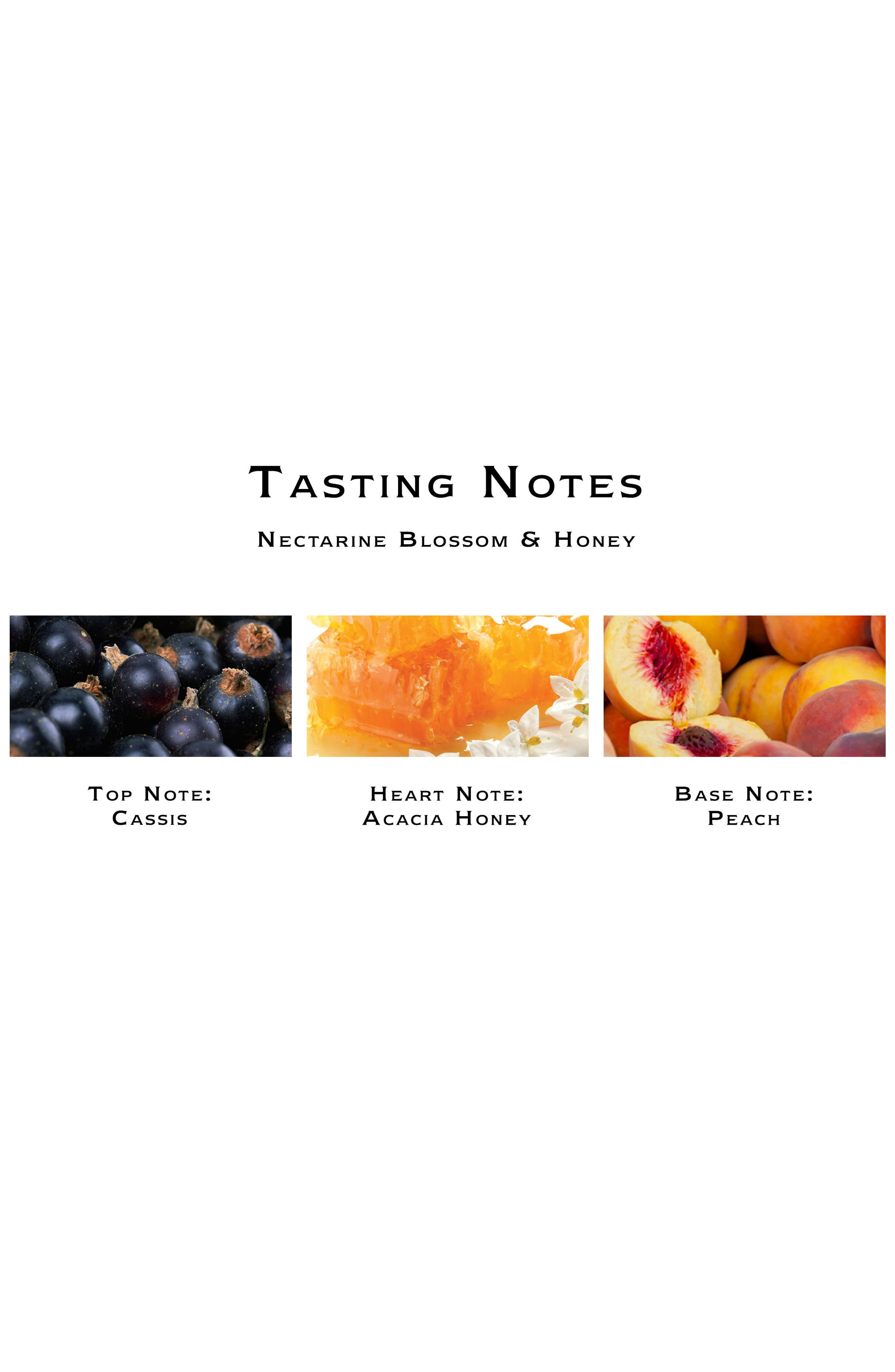 ,                             Jo Malone<sup>™</sup> Nectarine Blossom & Honey Scented Home Candle,                             Alternate thumbnail 4, color,                             NO COLOR
