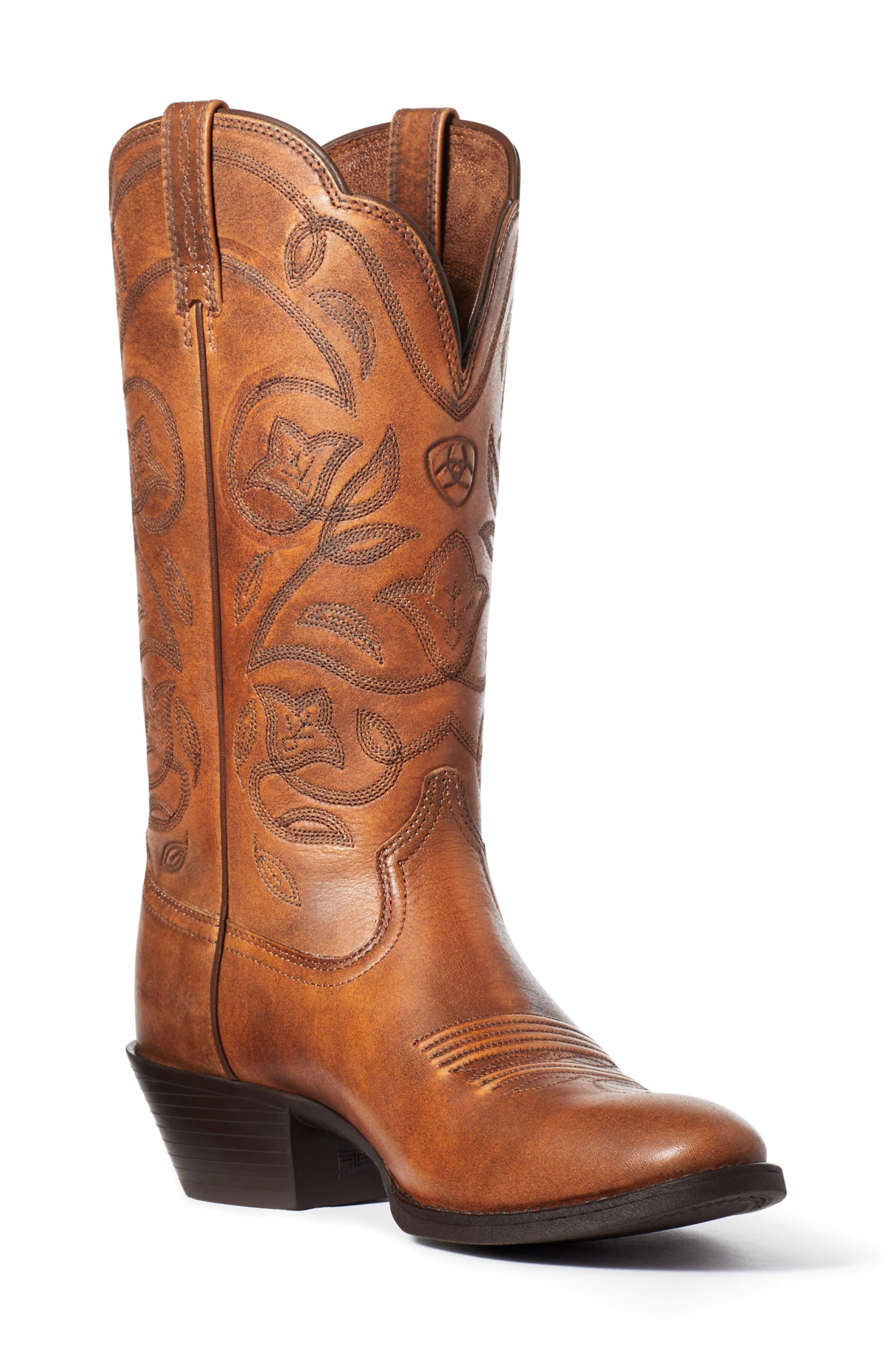Heritage Western Boot