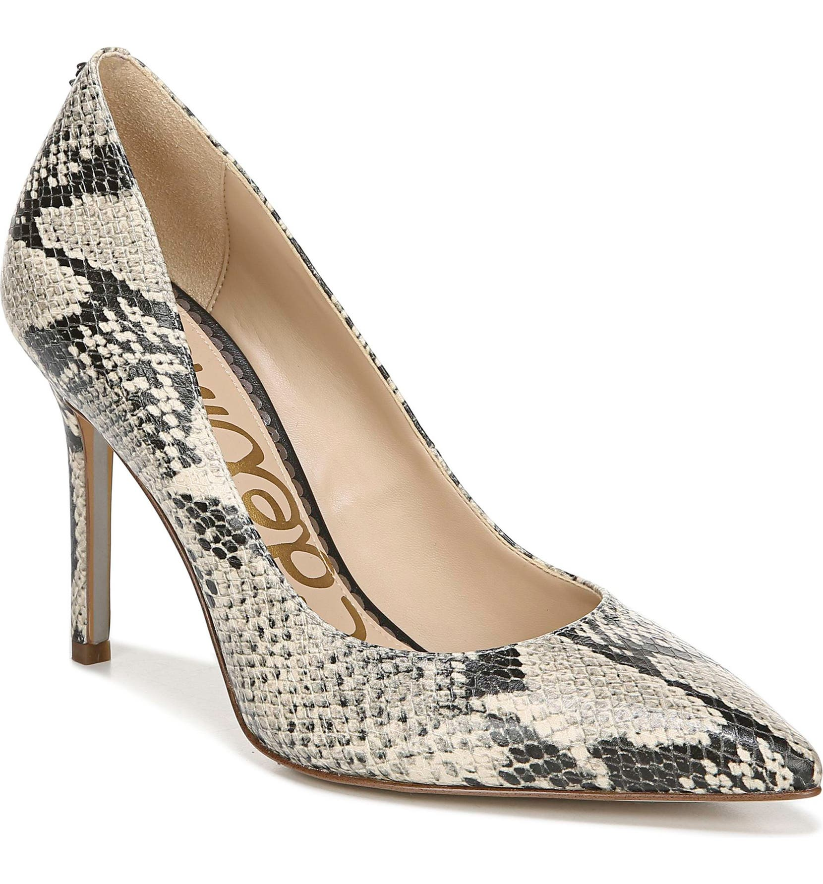 7432d8687e Sam Edelman Hazel Pointy Toe Pump (Women) | Nordstrom