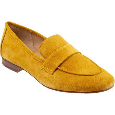 Trotters Gemma Loafer- Yellow