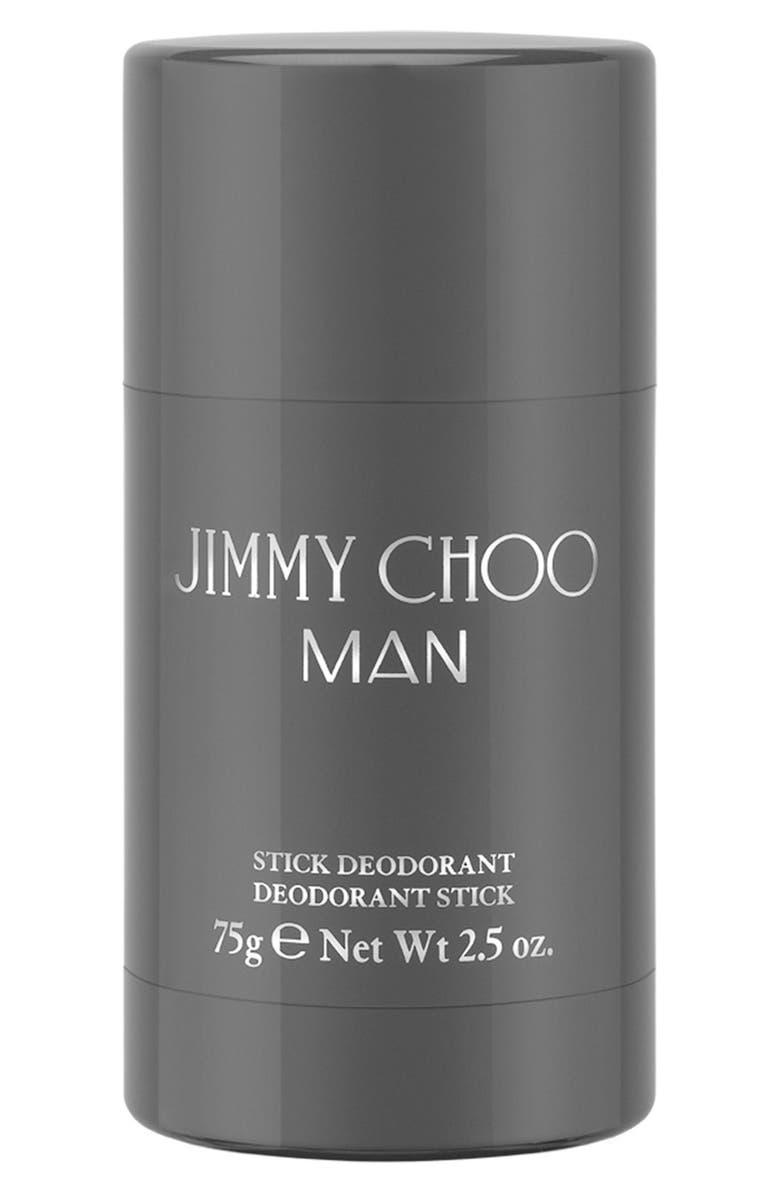 JIMMY CHOO MAN Deodorant Stick, Main, color, NO COLOR