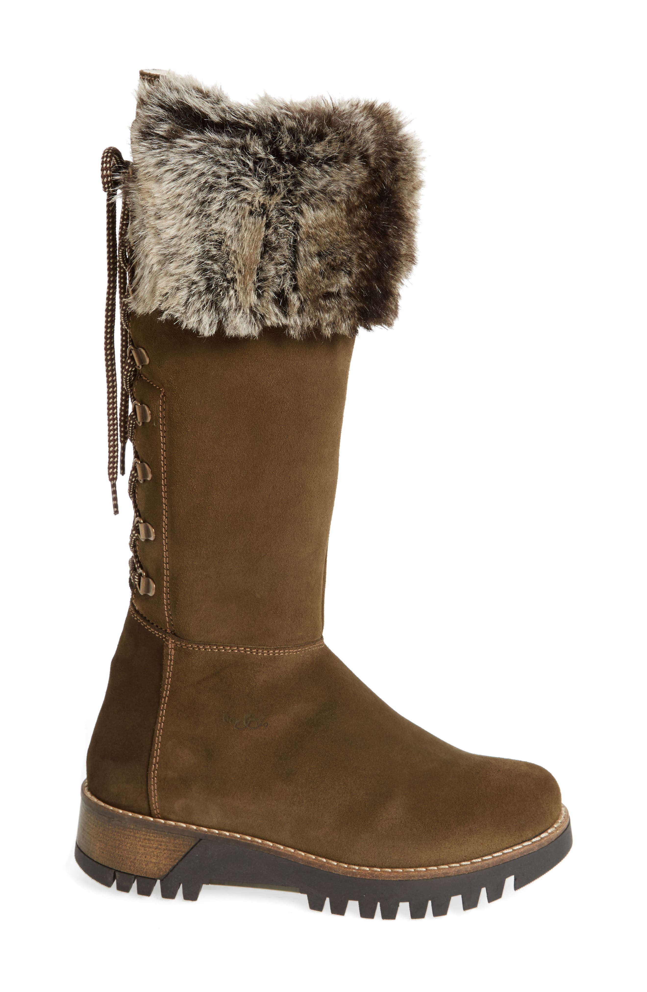 ,                             Graham Waterproof Winter Boot with Faux Fur Cuff,                             Alternate thumbnail 15, color,                             300