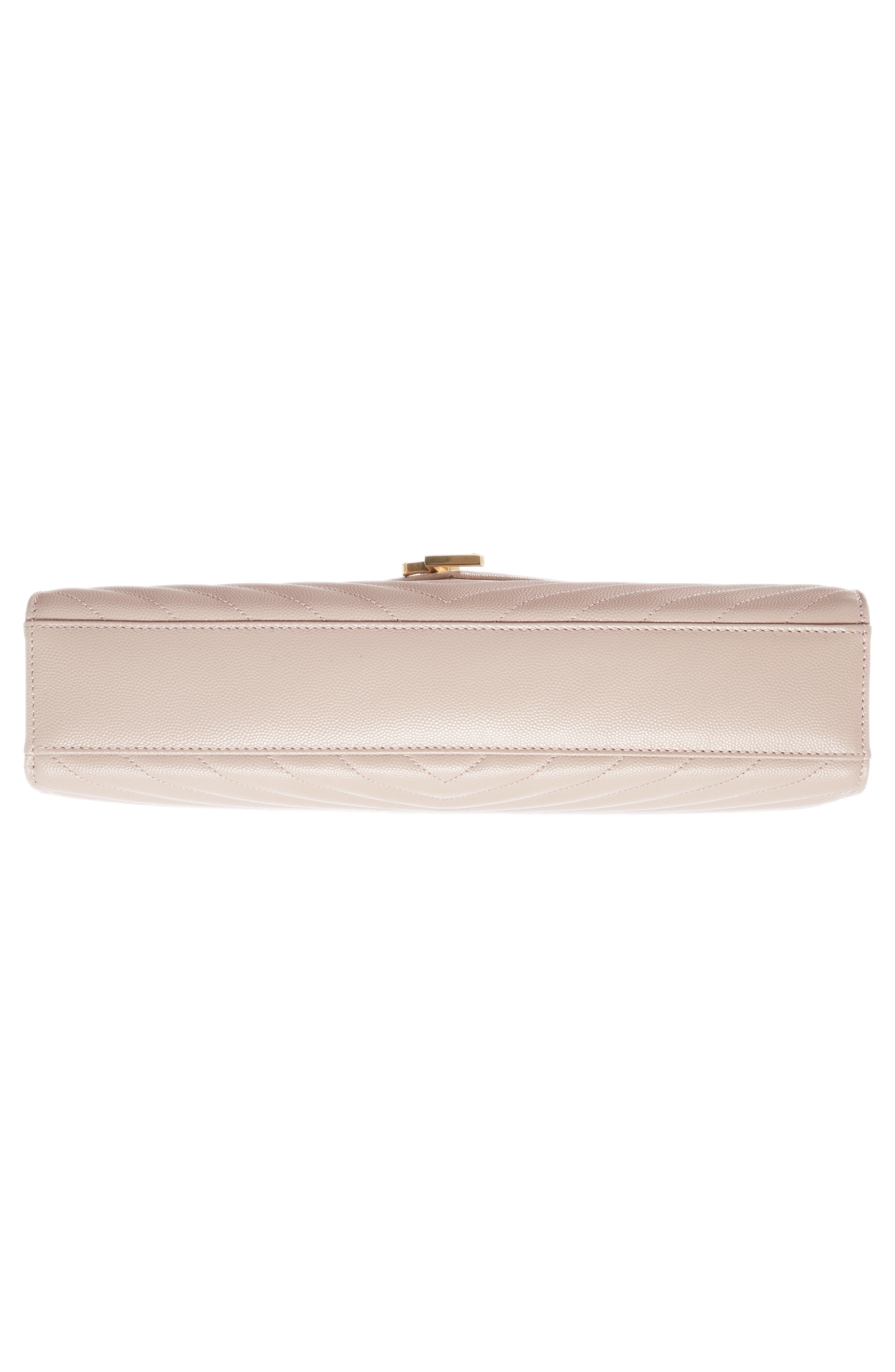 ,                             'Large Monogram' Grained Leather Shoulder Bag,                             Alternate thumbnail 46, color,                             657