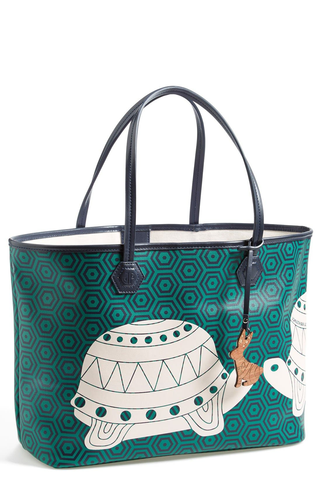 'Animal Duchess' Tote, Main, color, 364