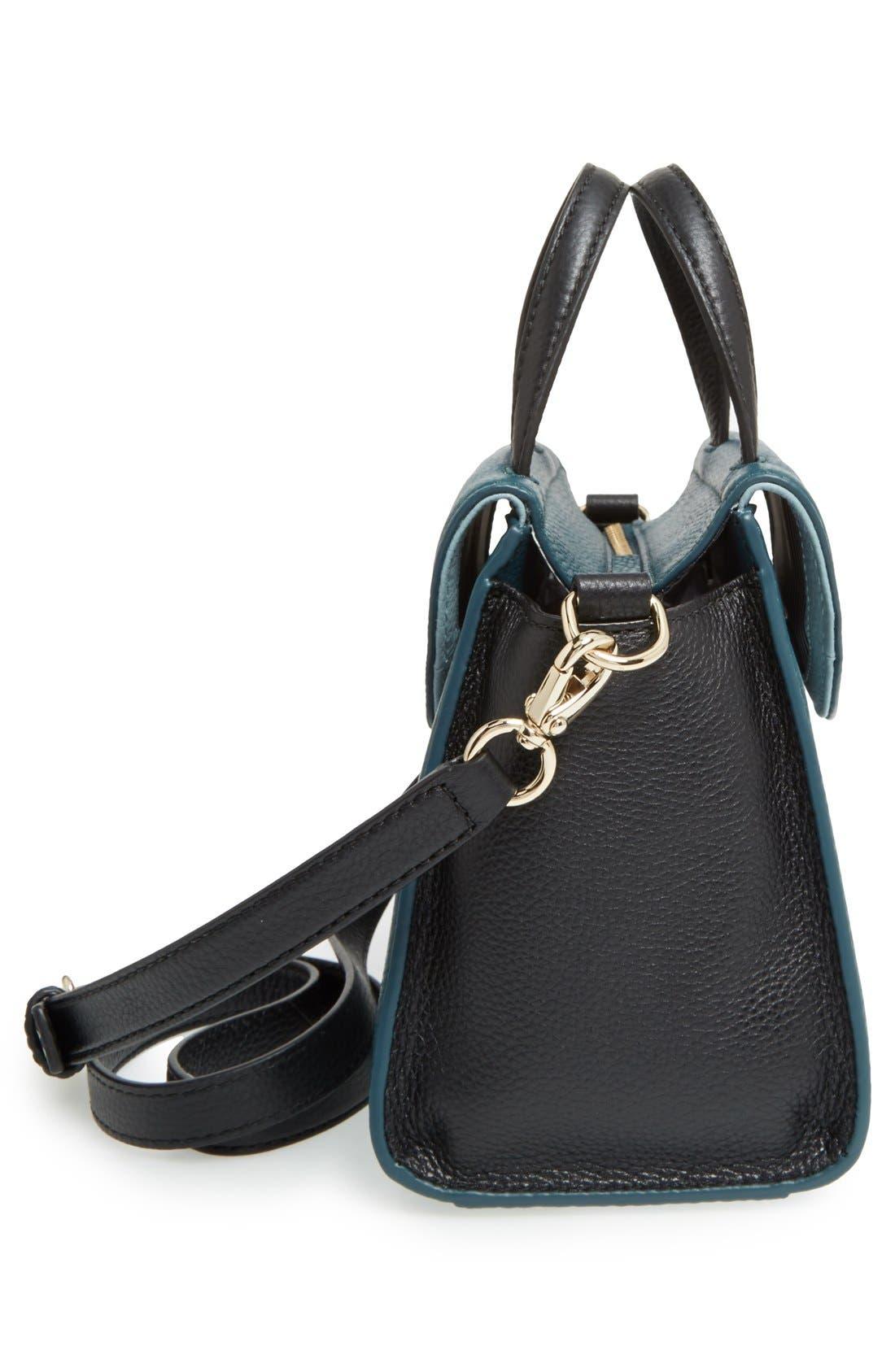 ,                             'cobble hill - small adrien' leather satchel,                             Alternate thumbnail 12, color,                             320