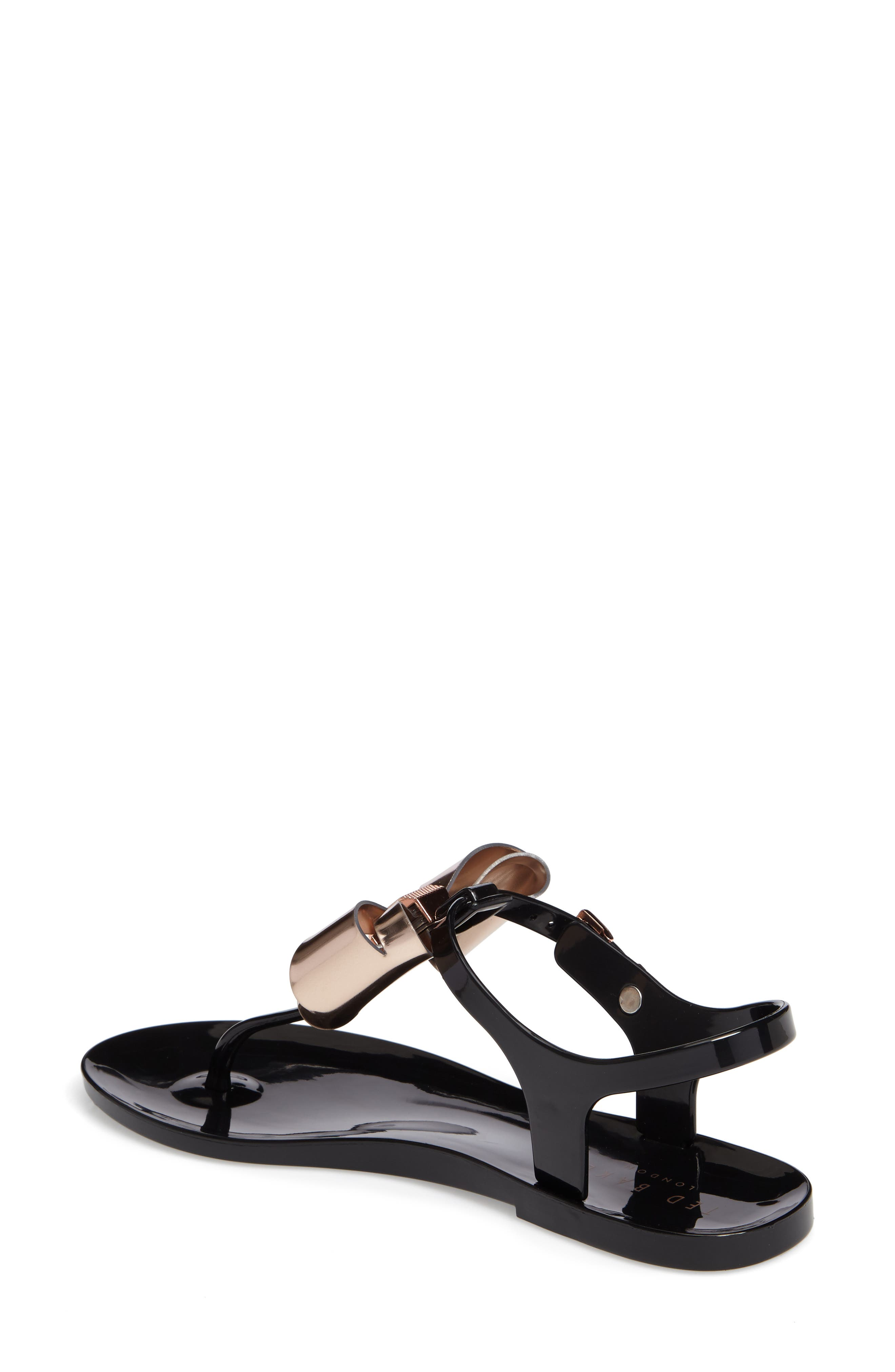 ,                             Ainda Slingback Bow Sandal,                             Alternate thumbnail 2, color,                             002