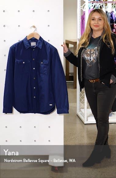 Classic Fit Shirt Jacket, sales video thumbnail