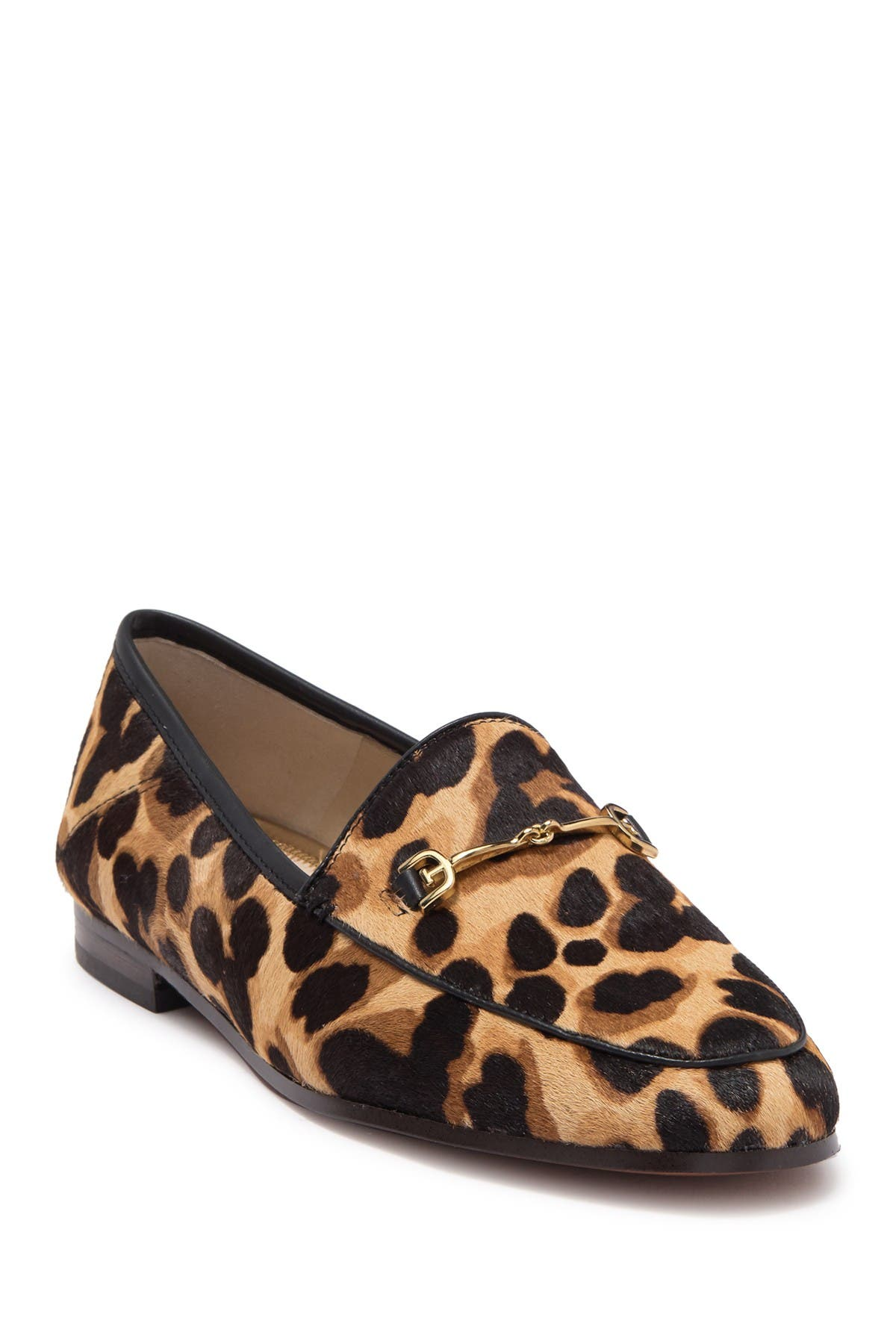 Image of Sam Edelman Loraine Leopard Print Loafer